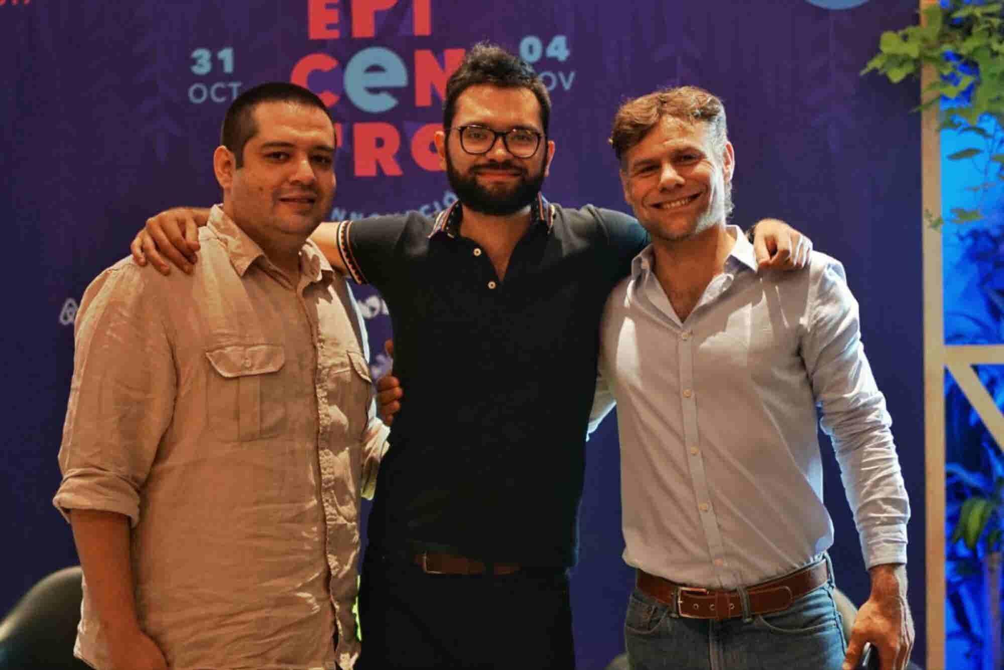 3 startups ganadoras del desafío Epicentro Fest