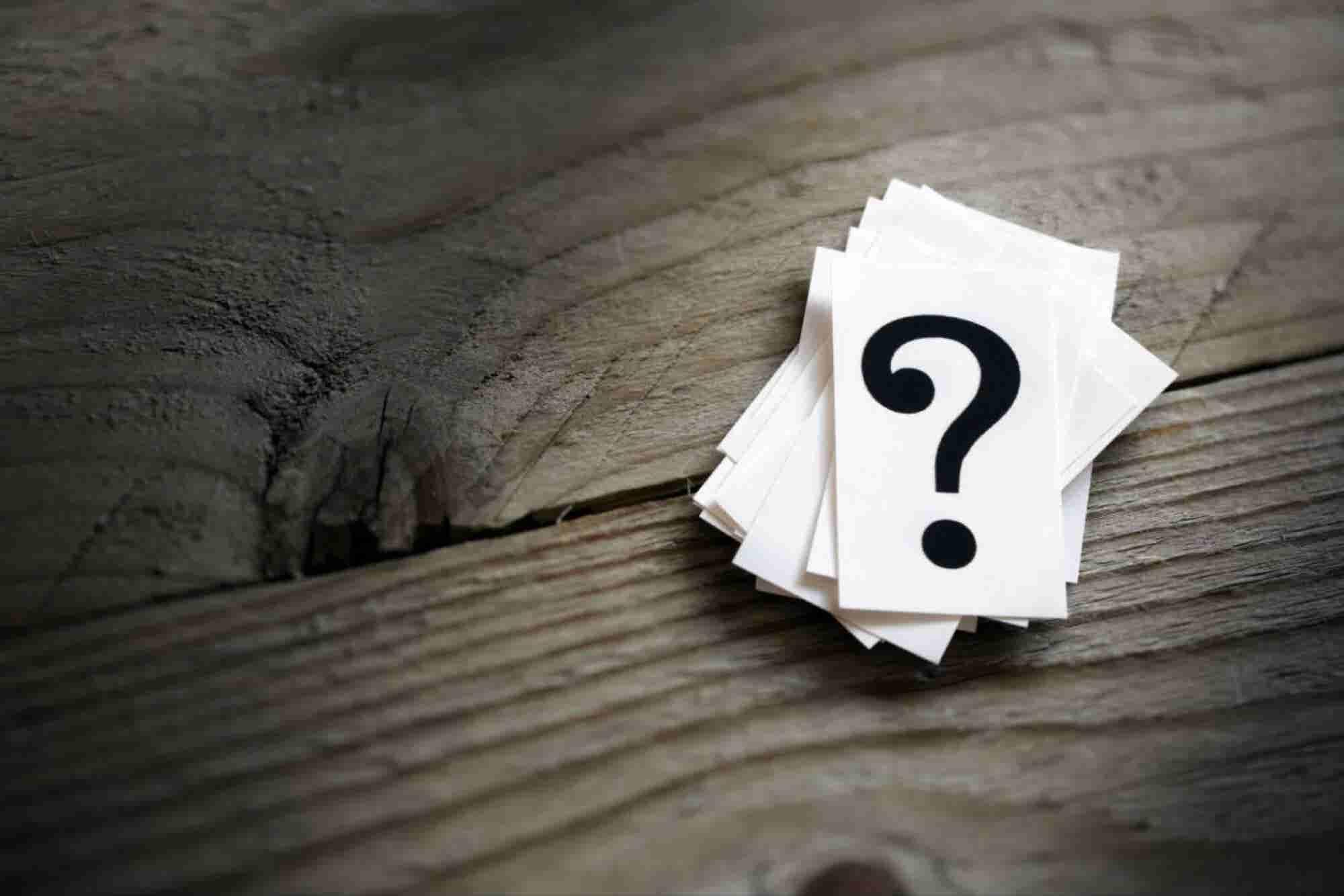 Estas preguntas te ayudarán a diseñar la publicidad de tu negocio
