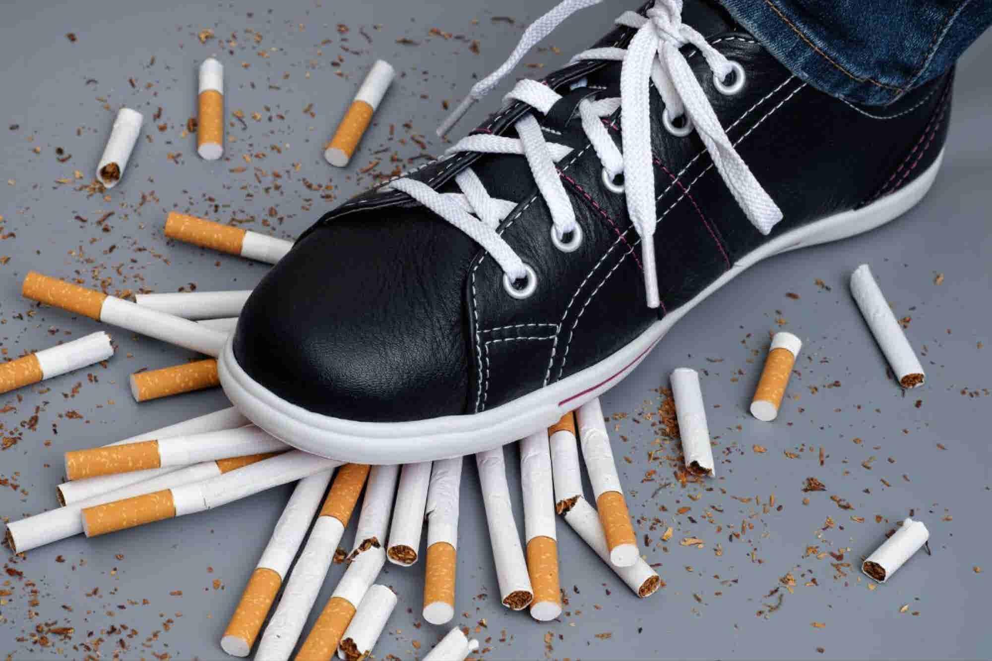 Empresa japonesa ofrece vacaciones extra a los empleados que dejen de fumar