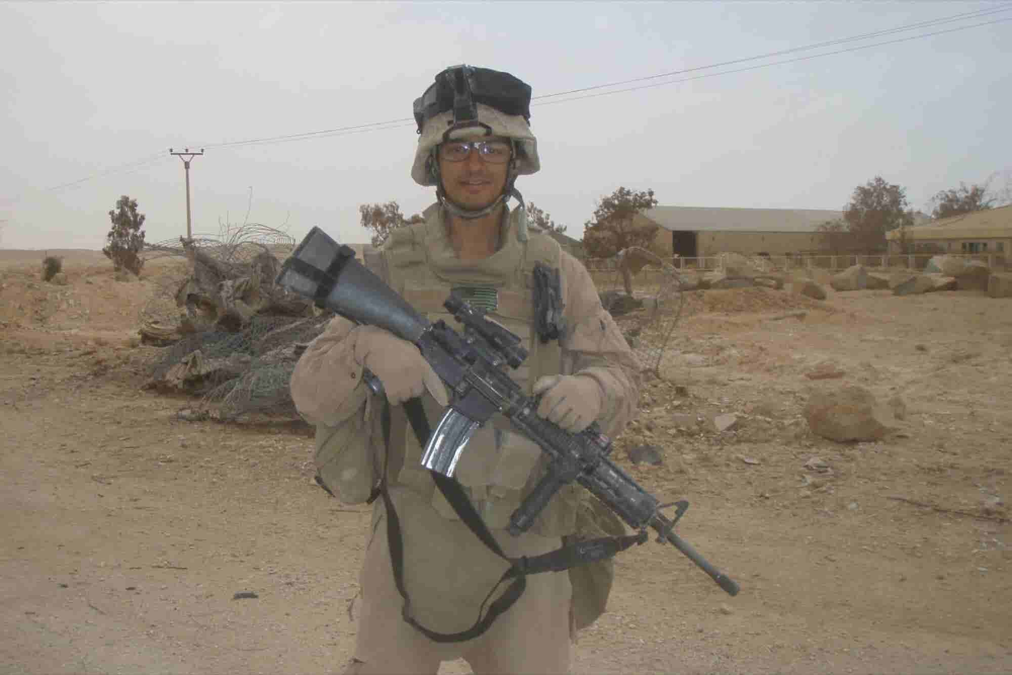 6 Lessons This Marine Veteran Learned Overcoming PTSD, Alcoholism and...