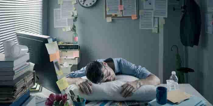 Test: ¿Eres un workaholic?