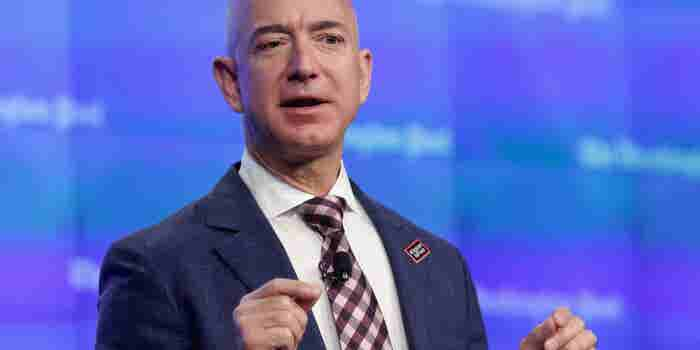 I Learned a Lot About Strong Company Culture From Jeff Bezos -- But There's 1 Strategy I Won't Copy