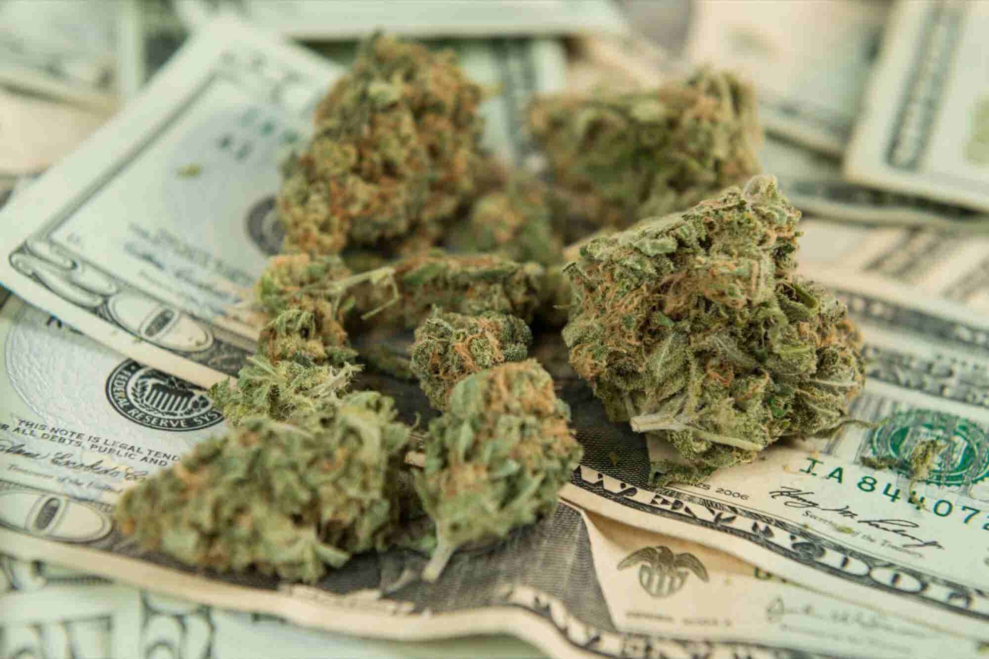Steep Taxes on Recreational Marijuana Are a Powerful Incentive for States to Legalize