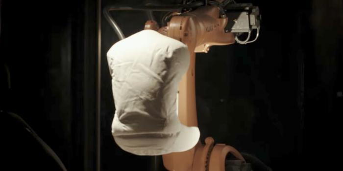 Ford hizo un trasero robot y le puso un nombre increíble