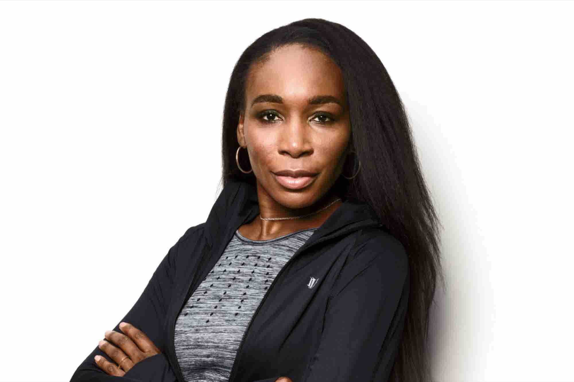How Venus Williams Is Serving Up Her Entrepreneurial Dreams