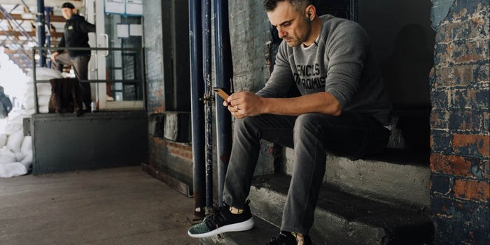 Why Gary Vaynerchuk Is Putting His Name on a K-Swiss Sneaker
