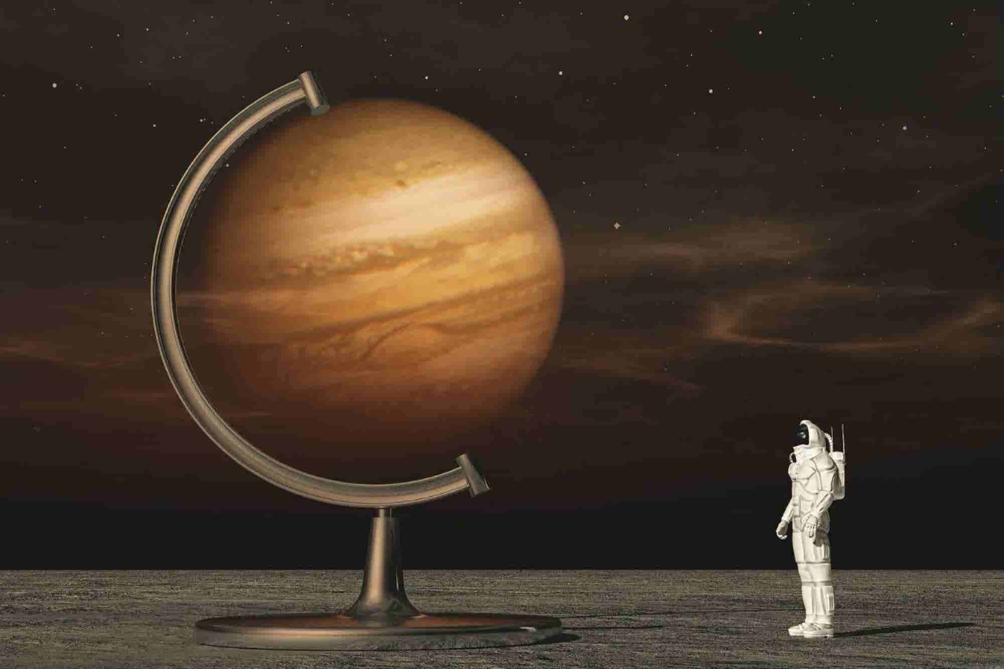 ¿Vida en Júpiter? La NASA premia a mexicano por estudiar esa probabili...