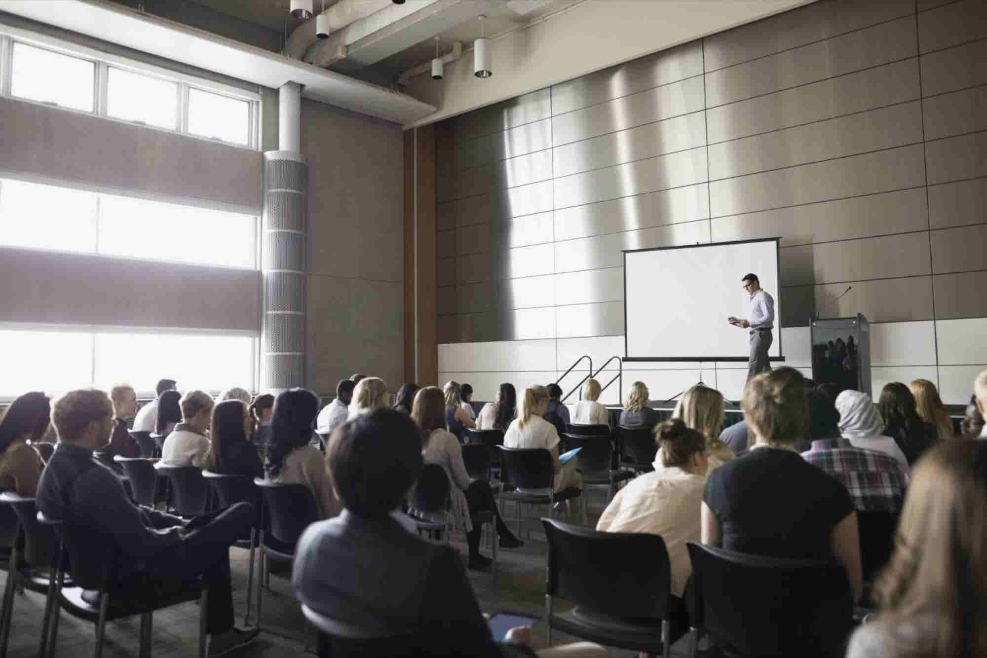 6 Things You Need to Do to Become a Paid Public Speaker