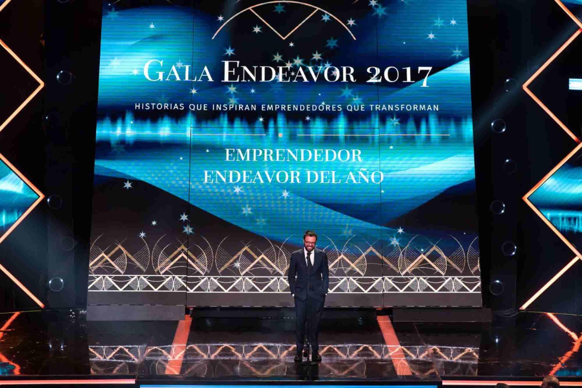 Endeavor México reconoce a Adolfo Babatz, CEO de Clip, como Emprendedor del Año