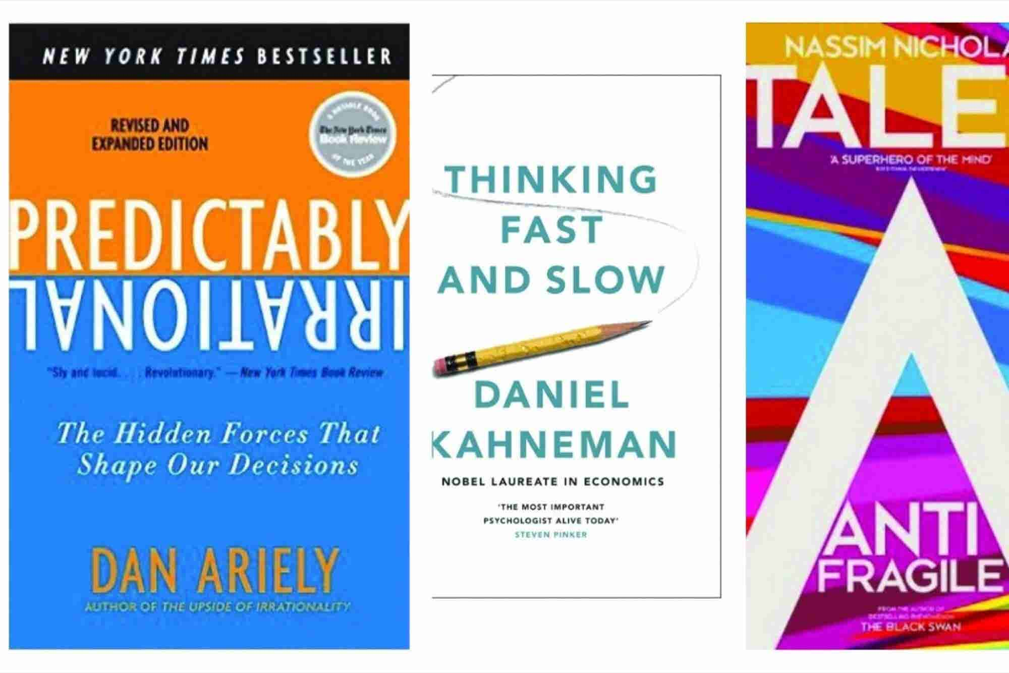 #3 Books That Helped This Entrepreneur Predict Market Direction