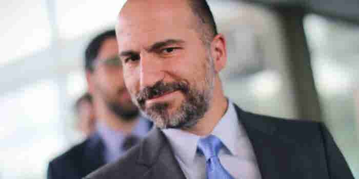 5 cosas que descubrimos del hombre que quiere salvar a Uber