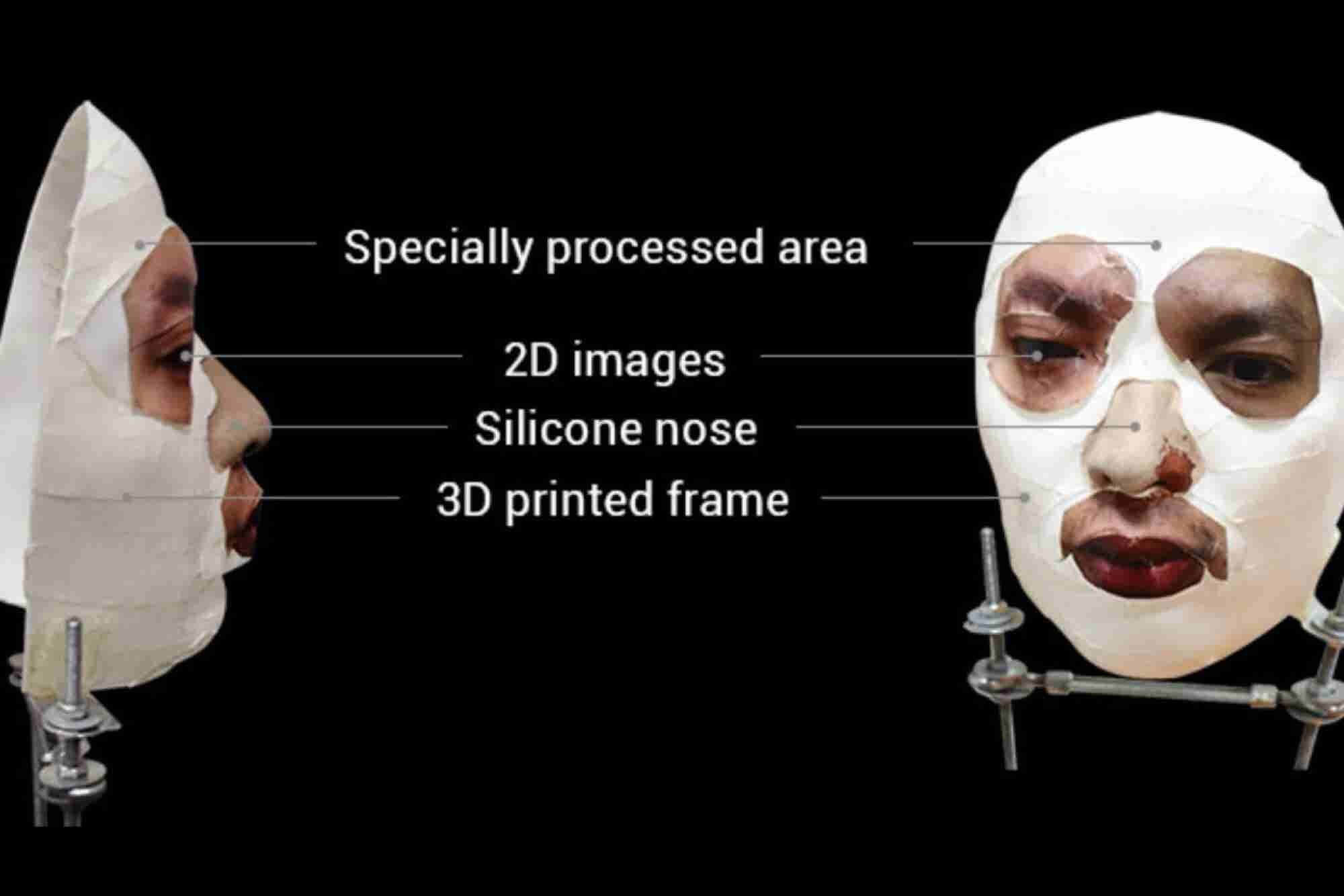 Researchers Claim They Can Dupe iPhone X Face ID With a Mask