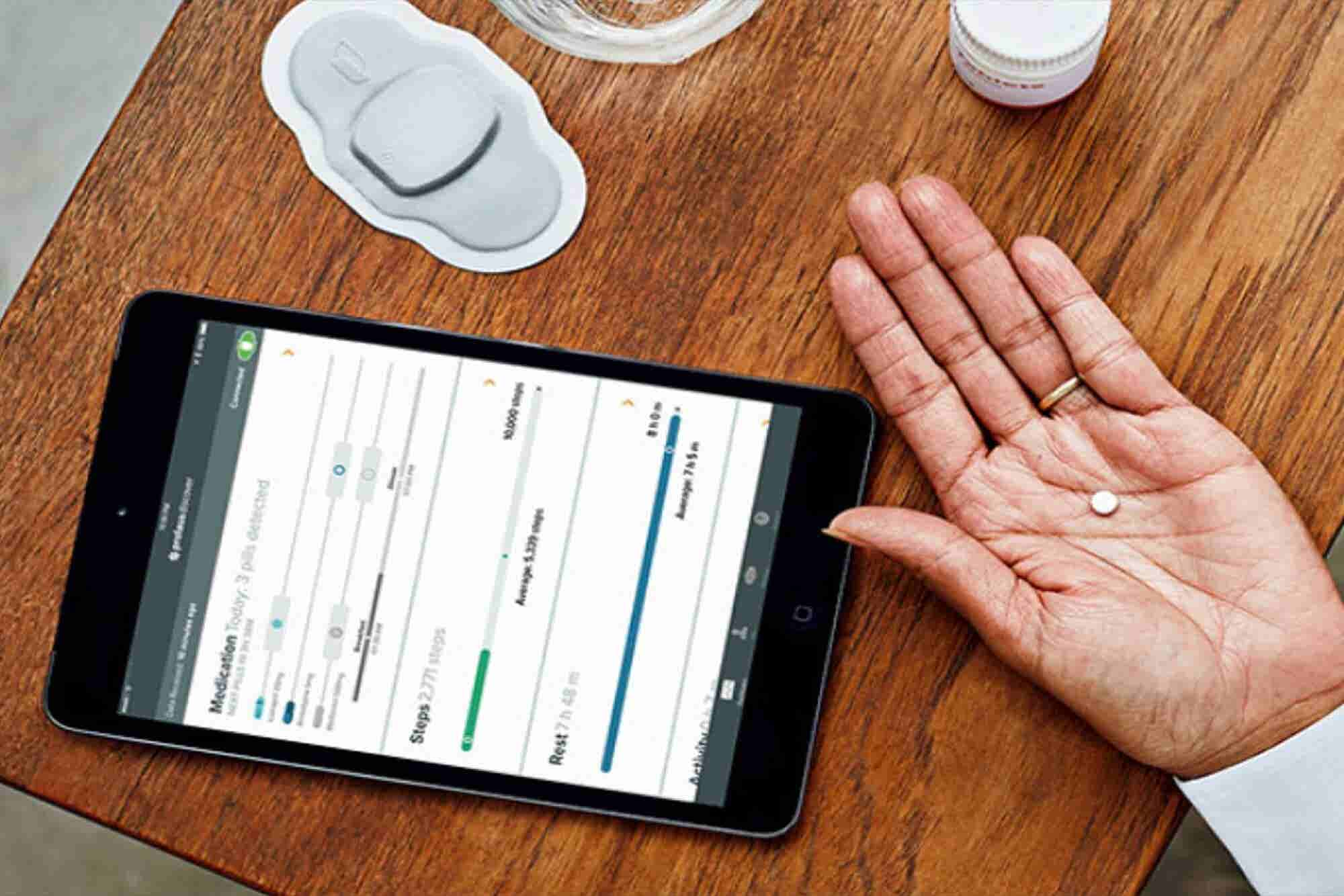 Get Ready for Digital Pills: FDA Clears Self-Tracking Drug
