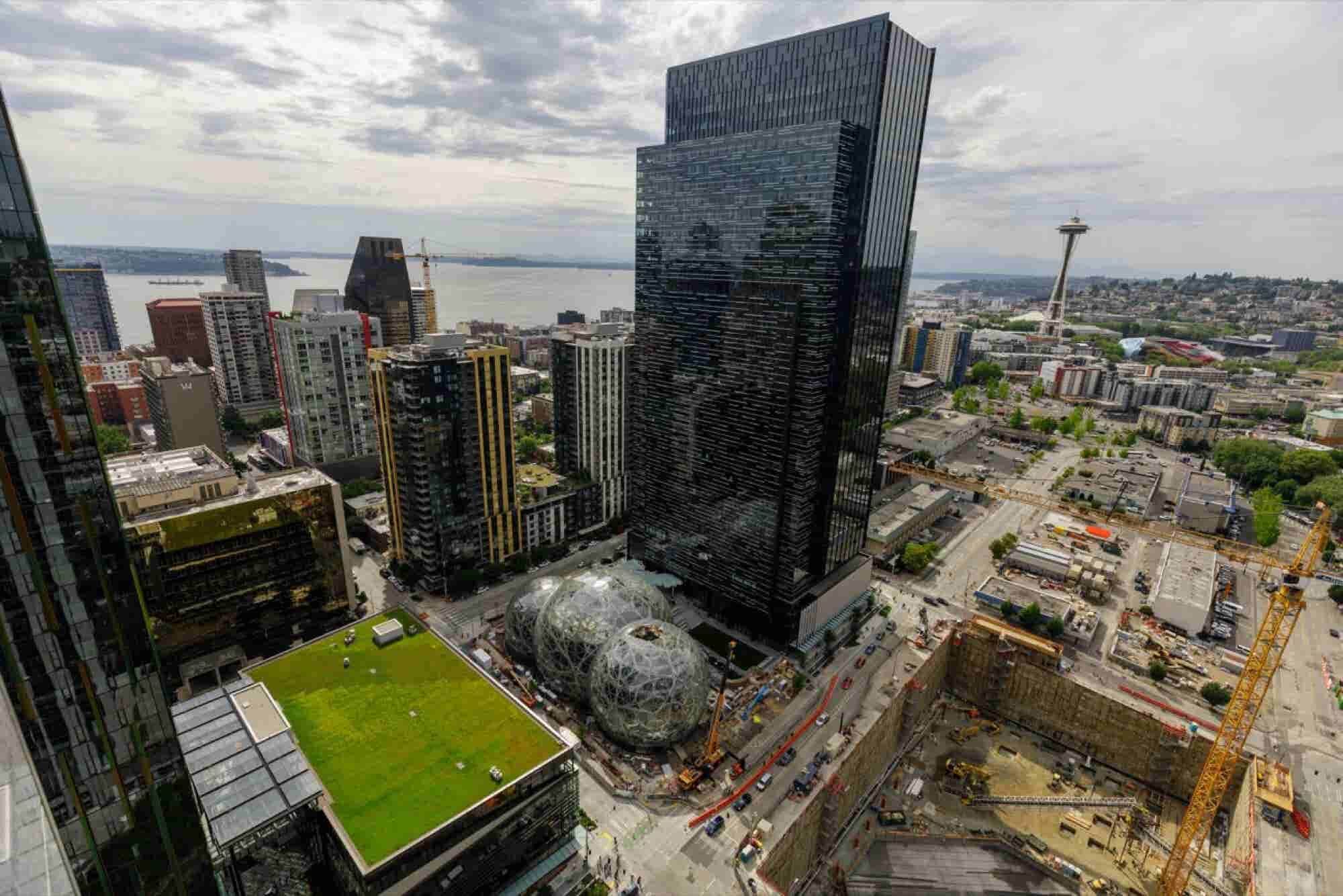 Amazon's Search for HQ2 Proves That Location, Location, Location Is Still What Matters Most