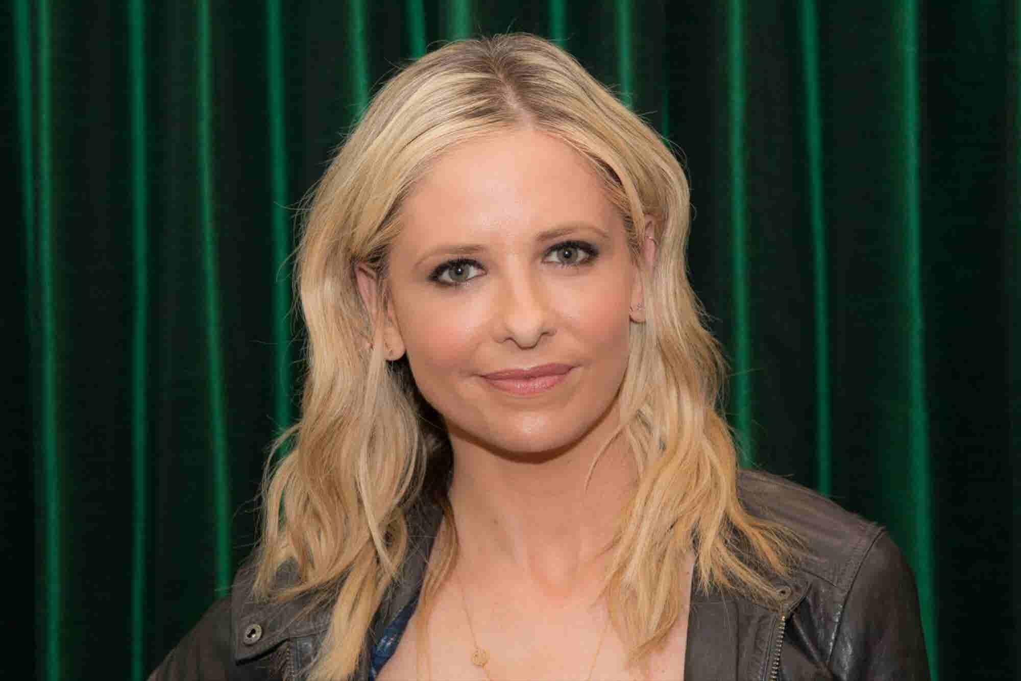 Entrepreneur Sarah Michelle Gellar Gives an Inside Look at How Foodstirs Started