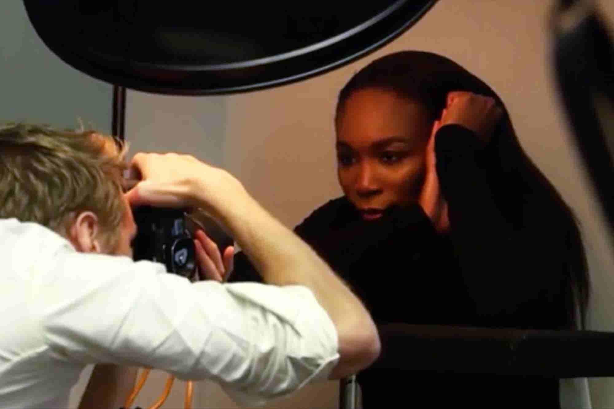 Athlete and Businesswoman Venus Williams Shares Her Secrets to Building Brands and Staying Focused