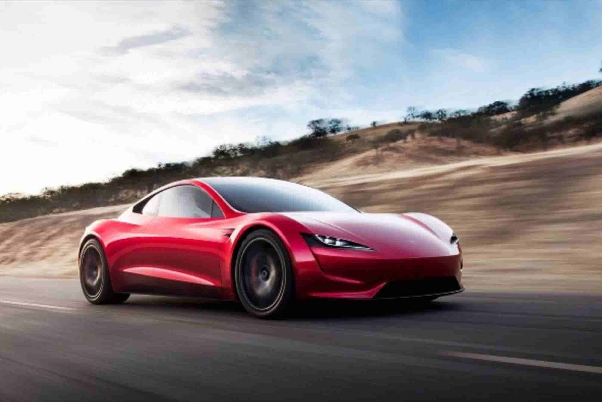 Tesla Has Revealed Its New Roadster, the Quickest Car in the World