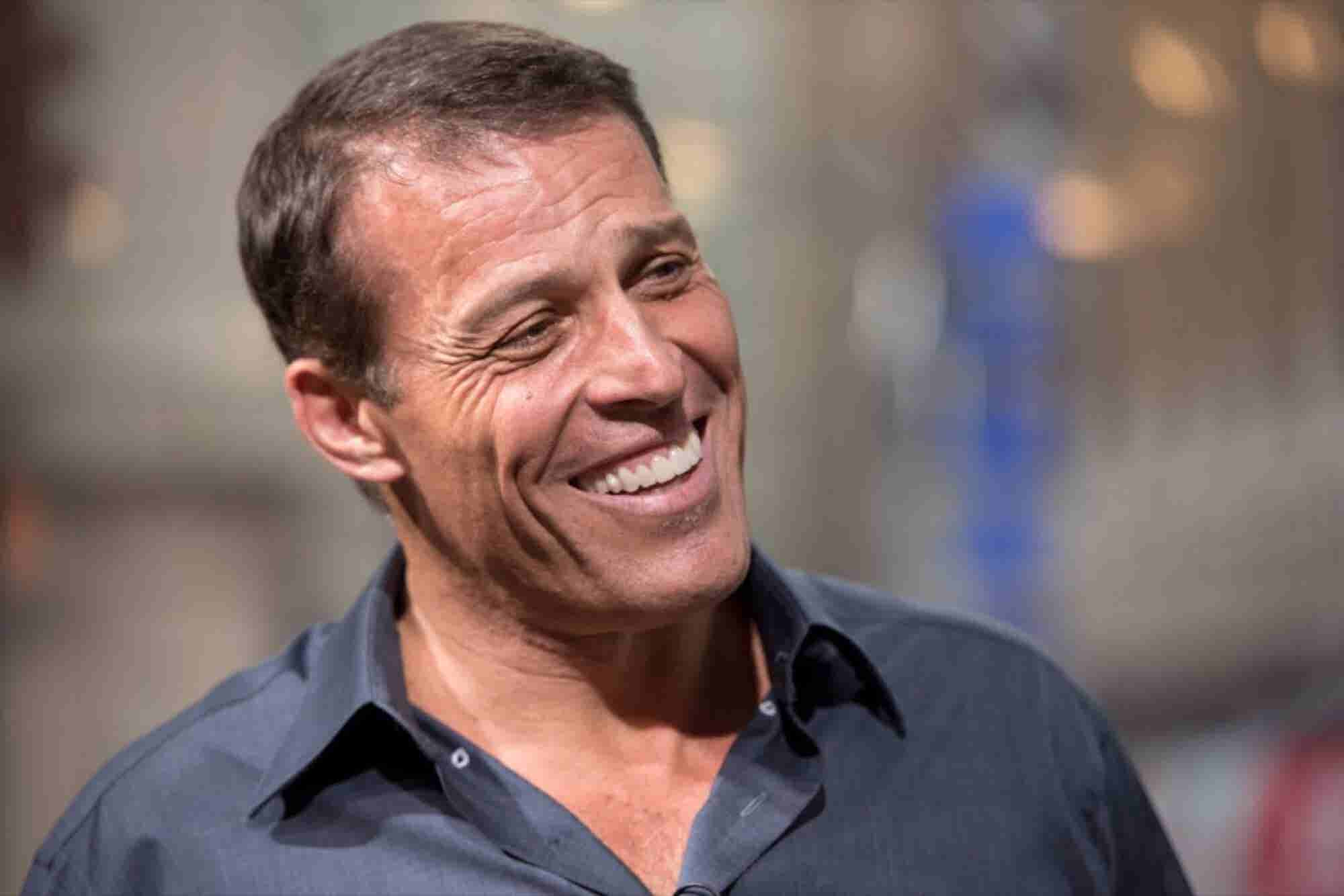 What We Learned From Tony Robbins While Staying at His Fijian Retreat