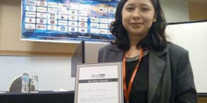 Politécnicos reciben premio por fármacos para el Parkinson y Alzheimer