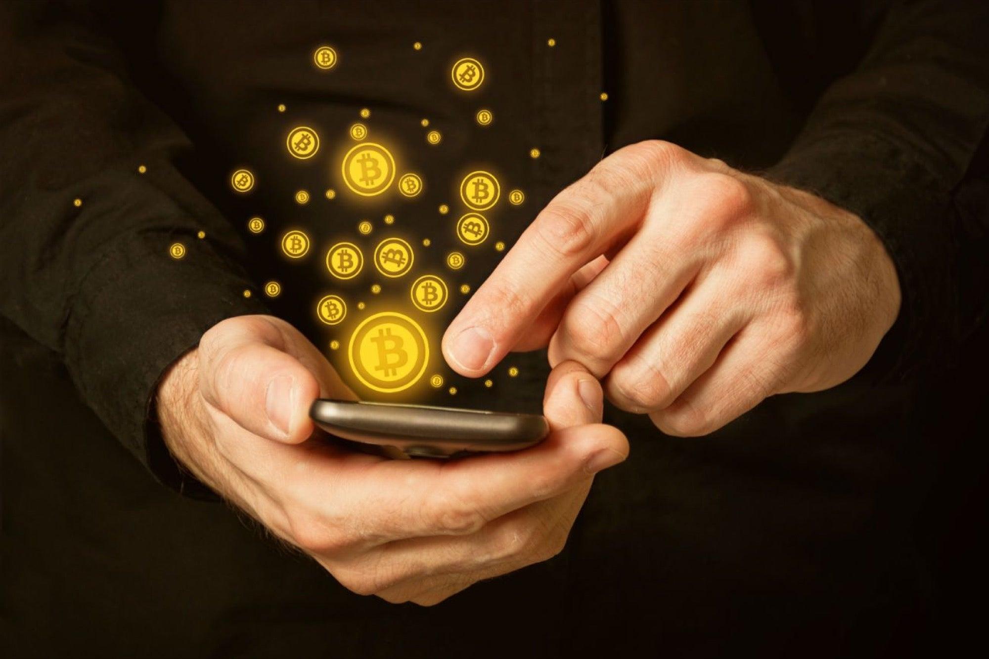 bitcoin per telefono)