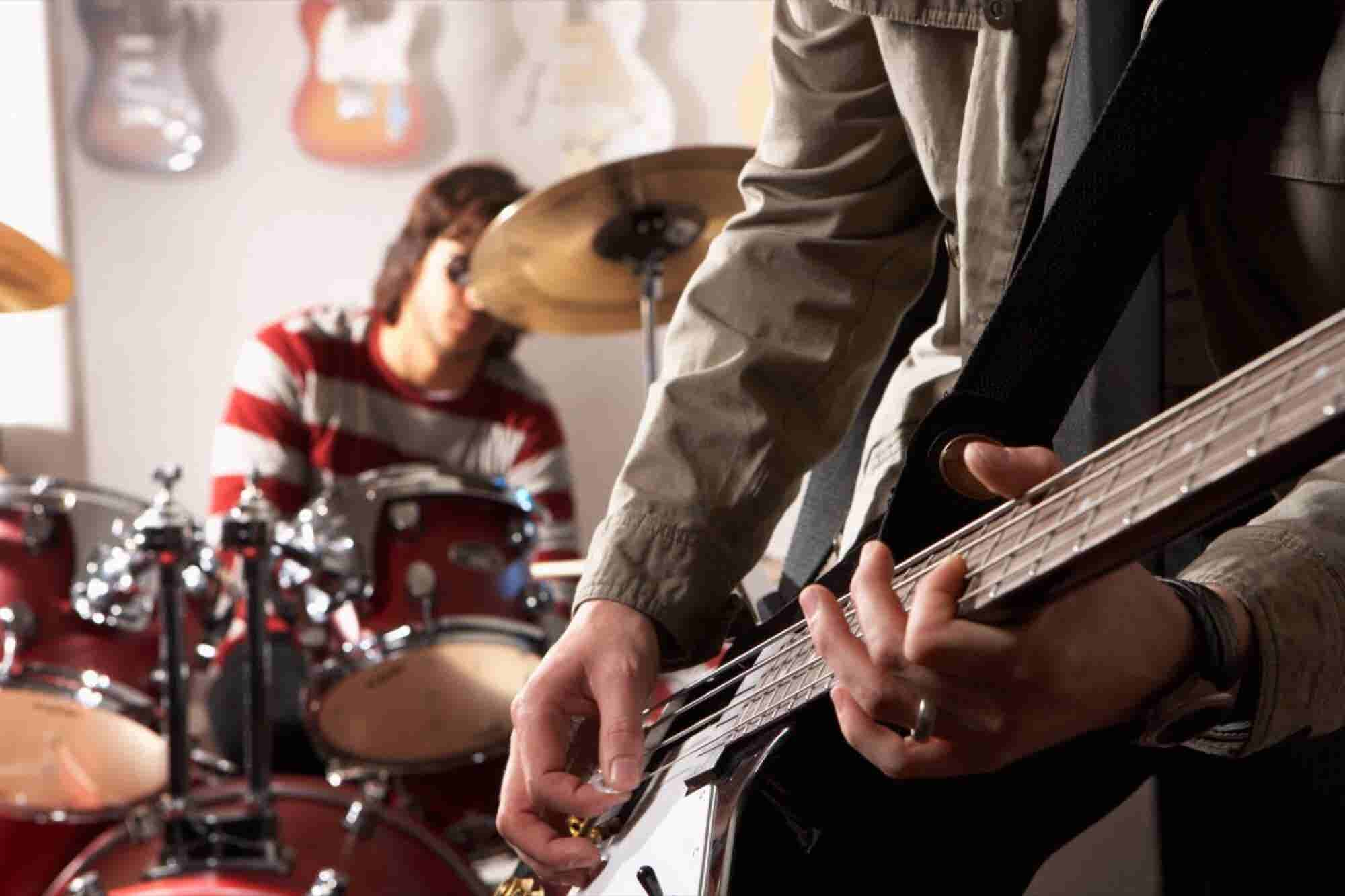 7 Ways a Tech Startup Is Like Starting a Band