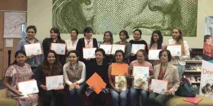 Se gradúa la primera generación de emprendedoras DreamBuilder México