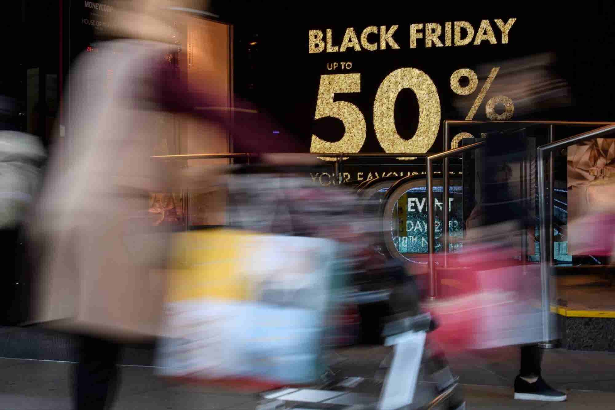 $6 Billion in 2 Days: Black Friday and Cyber Monday by the Numbers