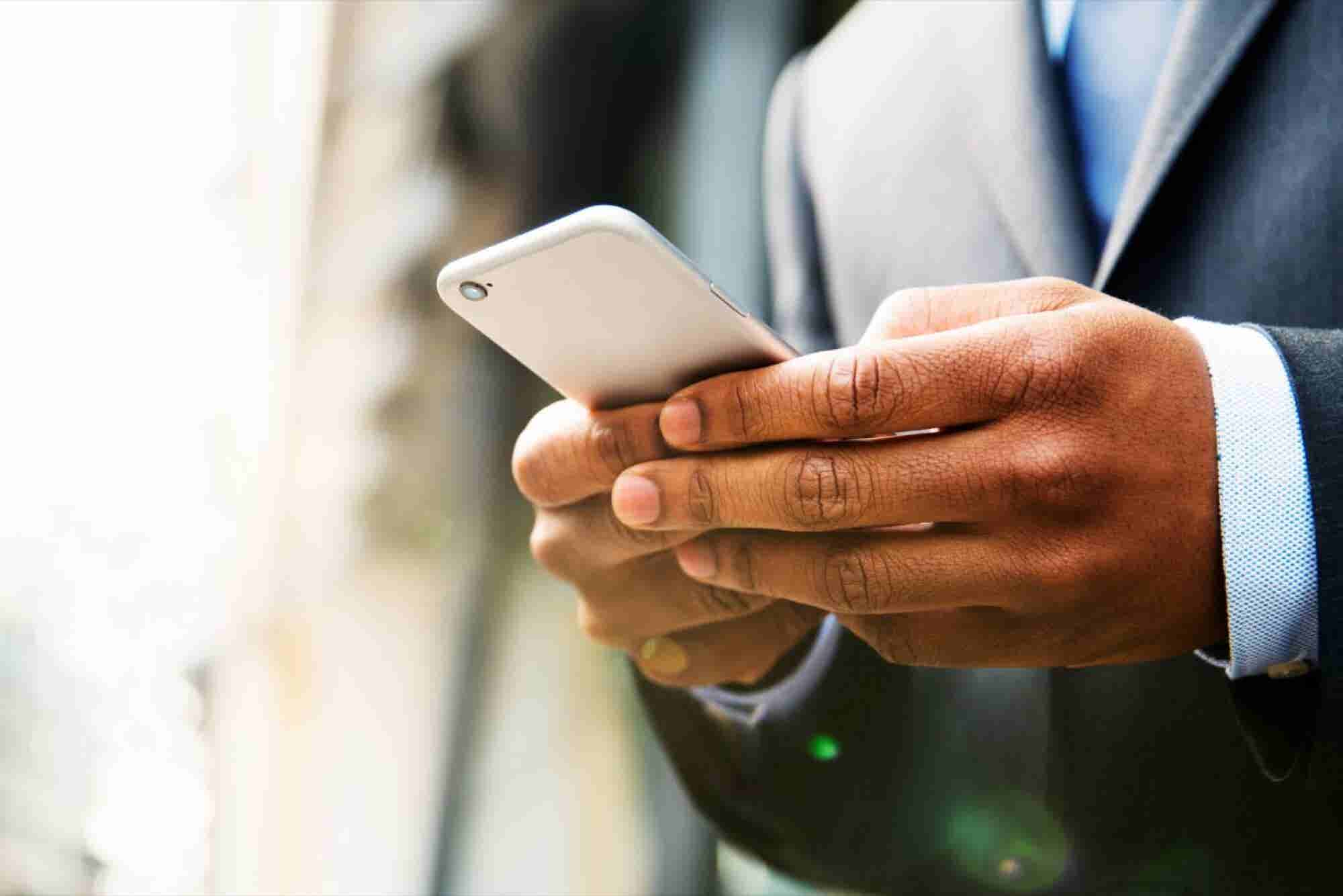 9 Key Mobile Technology Trends for 2017 (Infographic)