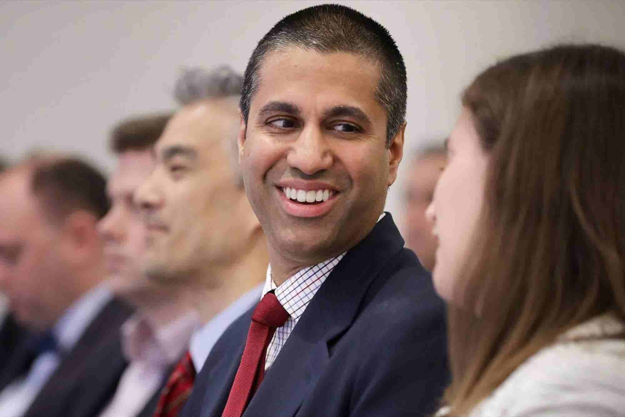 Here Are the Rules the Government Just Proposed to End Net Neutrality