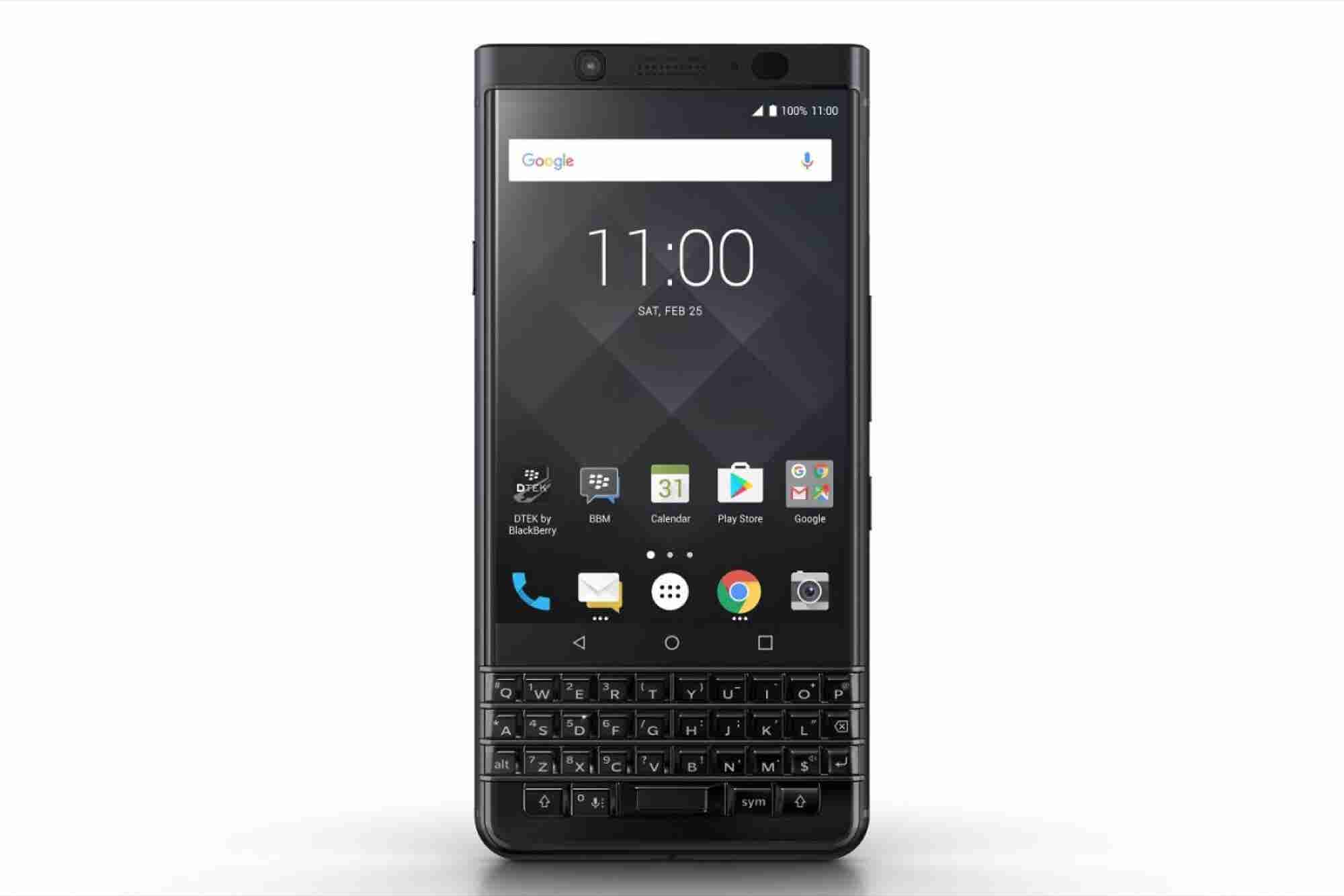 Back To Basics: BlackBerry KEYone