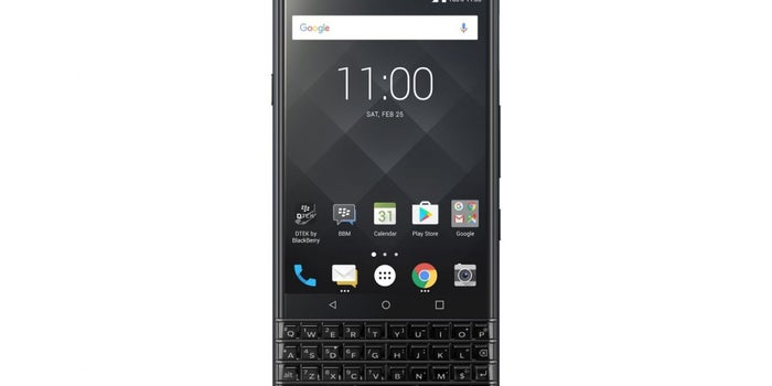Back To Basics: BlackBerry KEYone