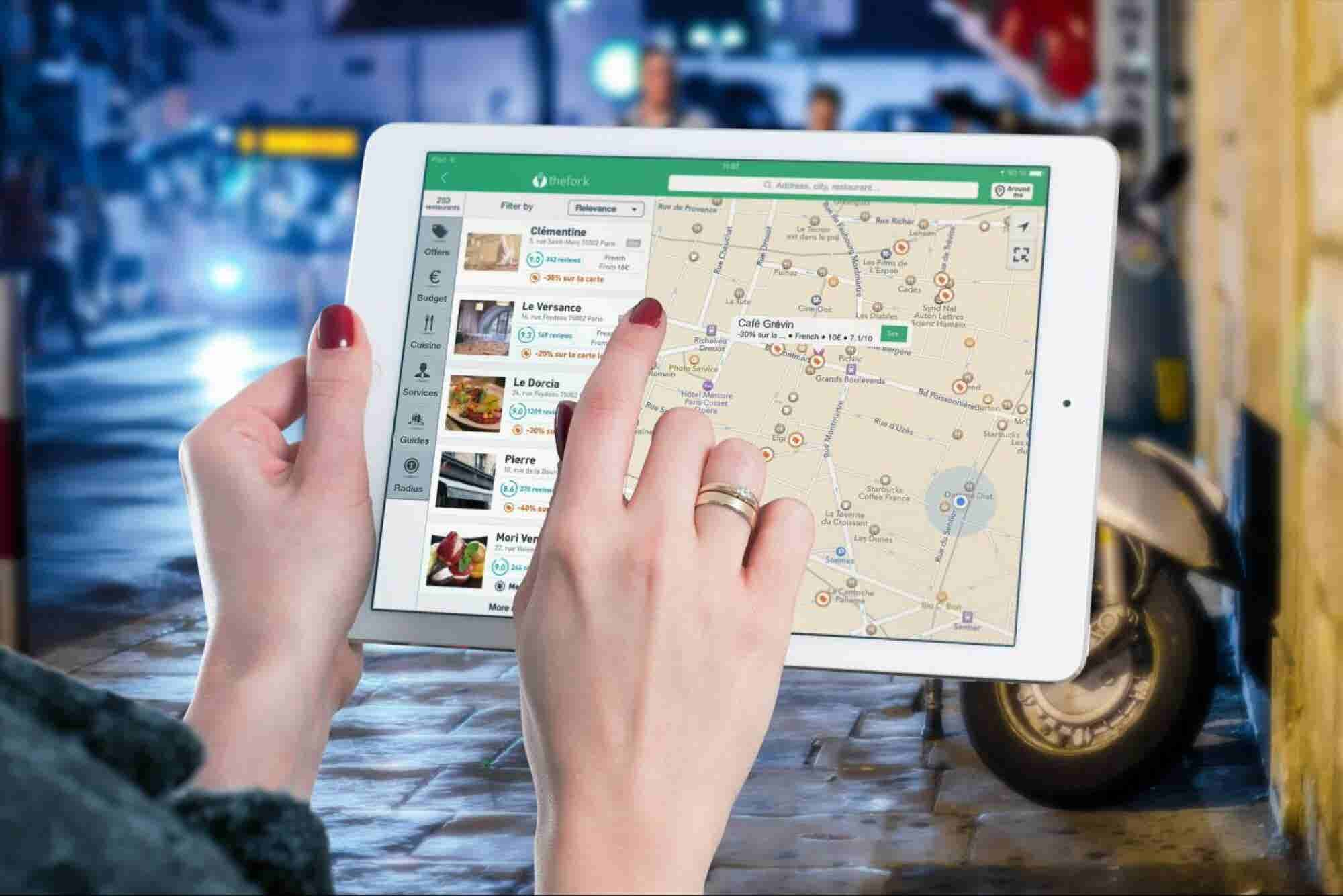 How Mapping Technology Will Disrupt Several Industries ?