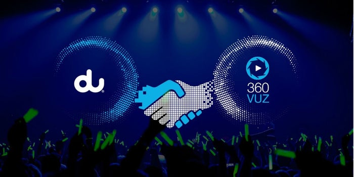 360VUZ Gets Support From Du For Regional Expansion And User Acquisition