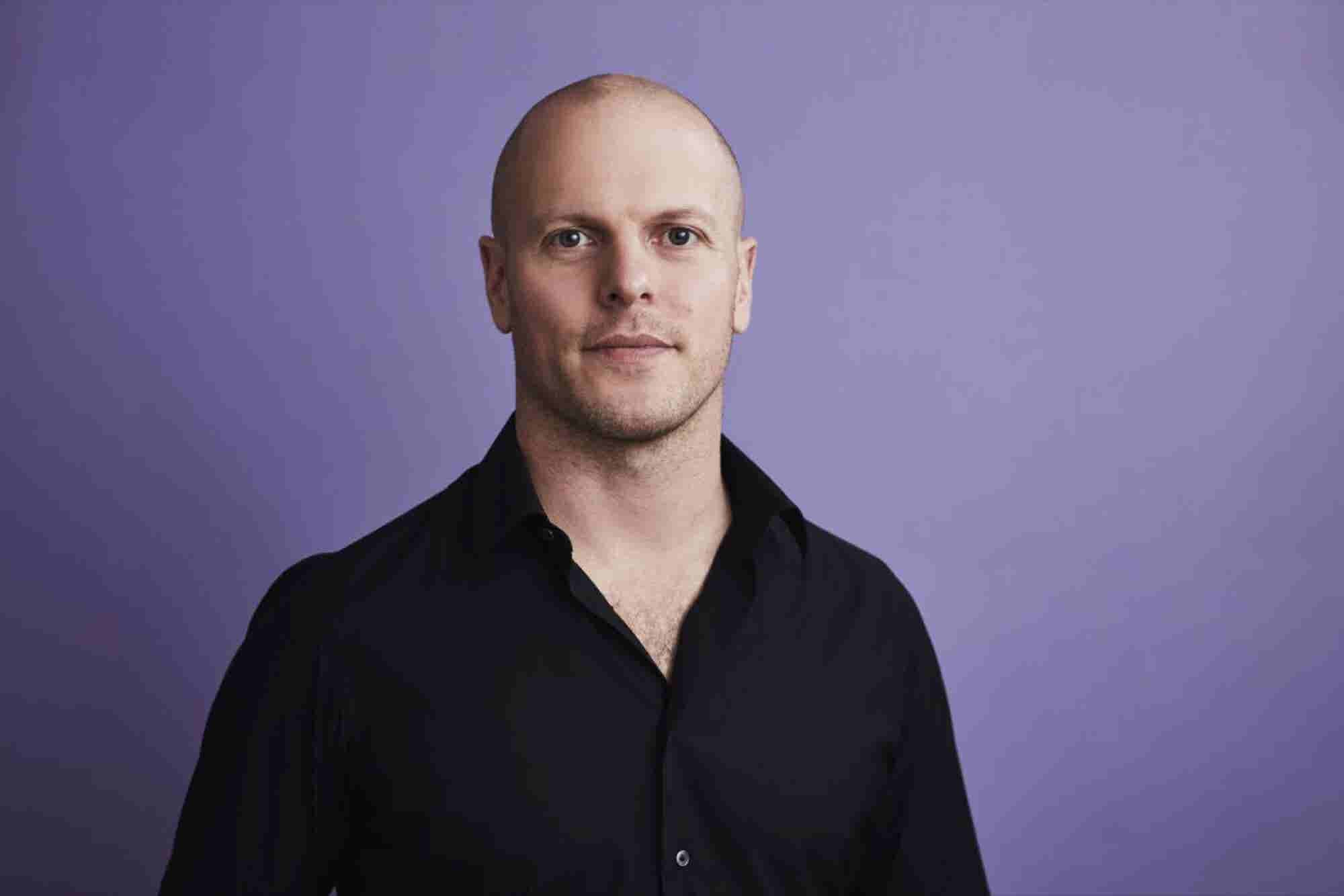 The Magical Power Tim Ferriss Taught Me Over Cocktails