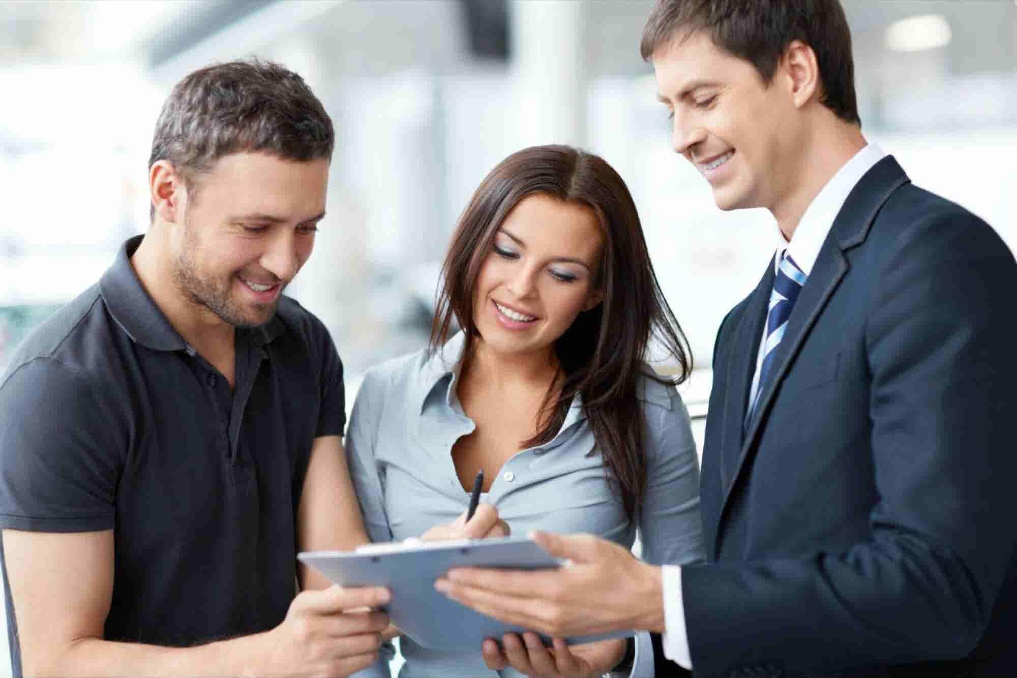 Las 4 señales de quién es un buen vendedor (y quién no)