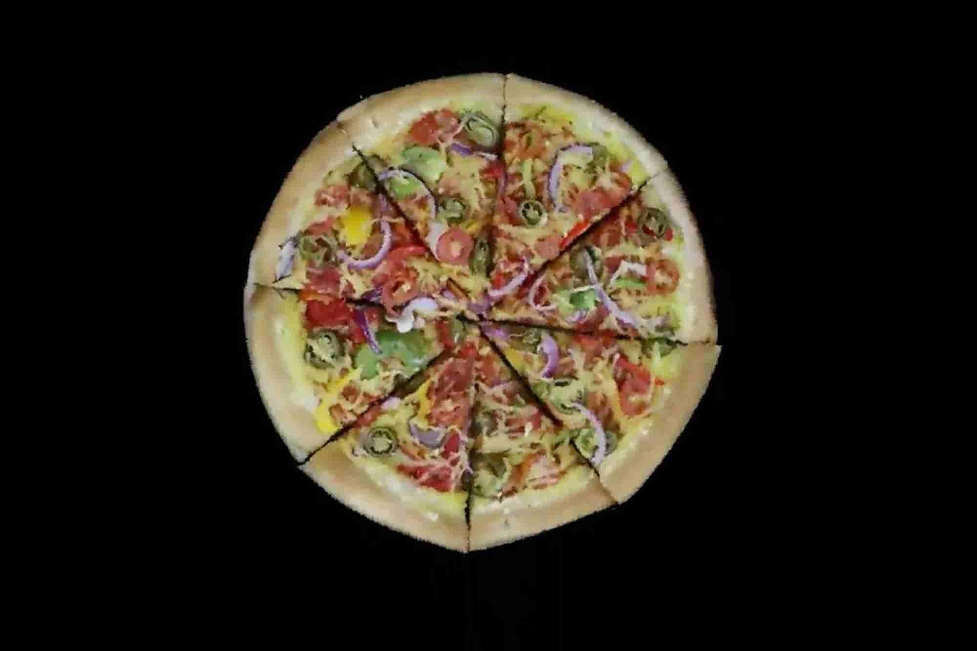 Pizza Hut Now Has a Vegan Pizza