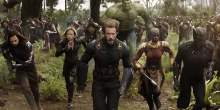 Forma un equipo al estilo Avengers: Infinity War