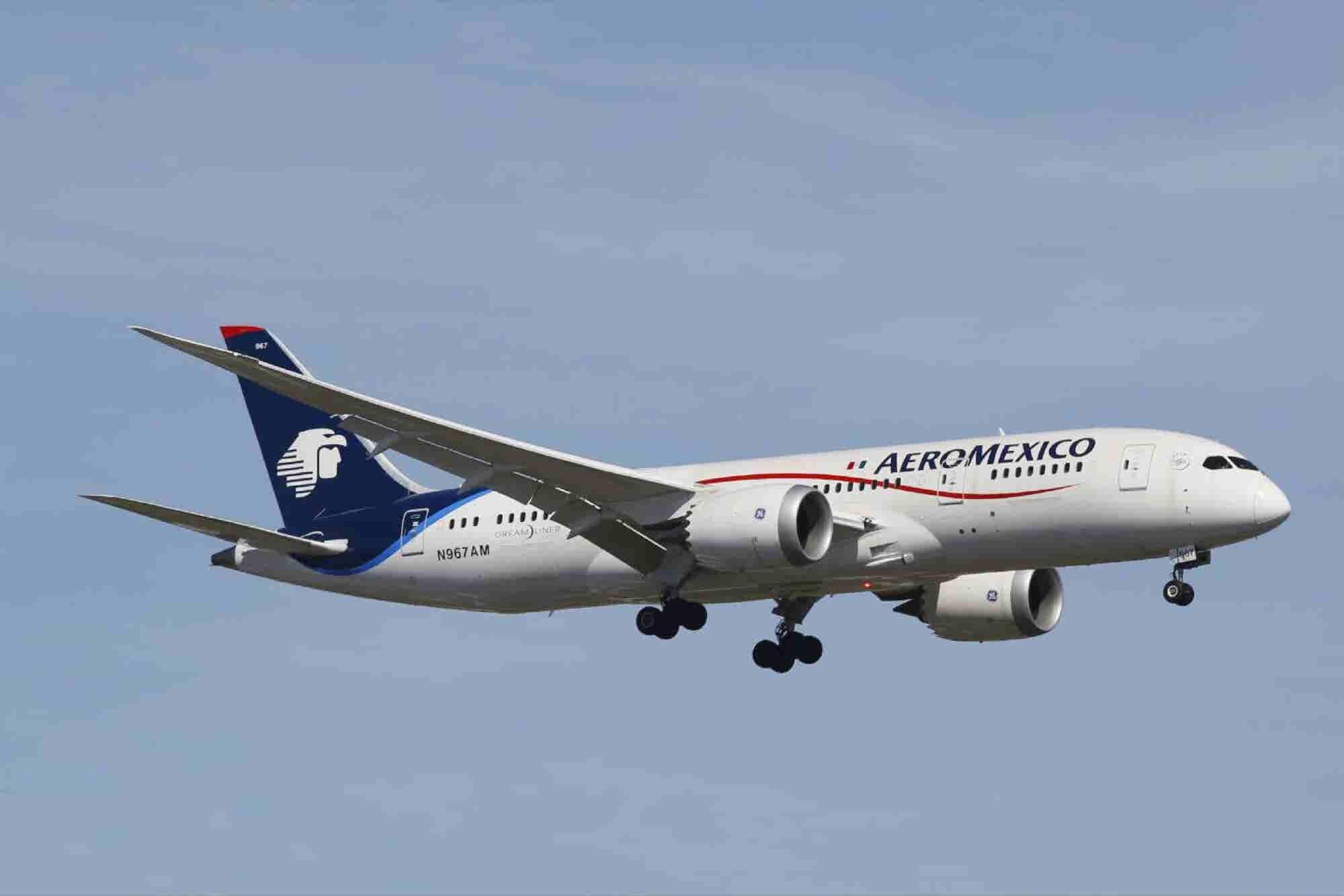 Qué hará Aeroméxico para compensar a sus clientes tras el paro