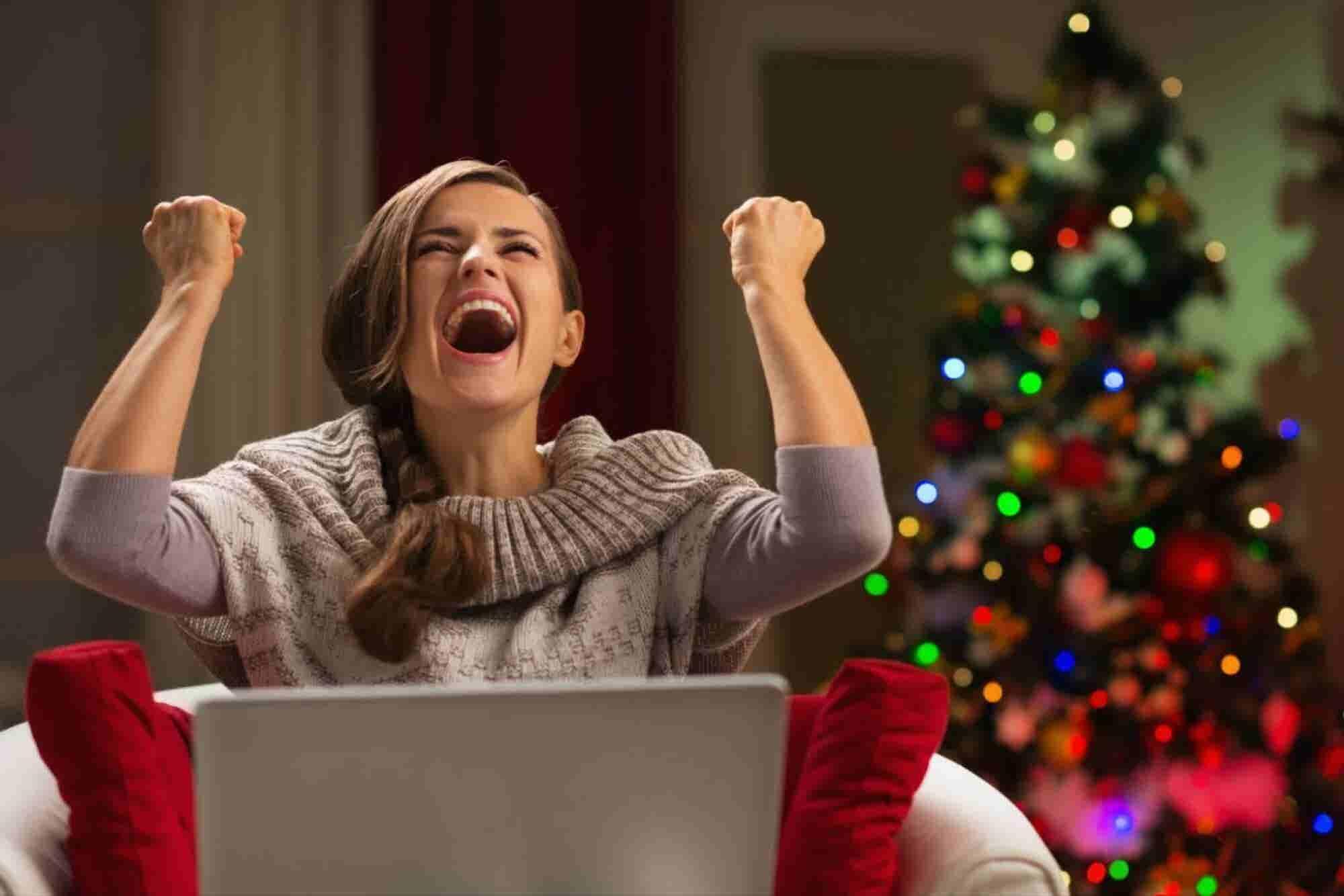 Idea de negocio de temporada: un outlet navideño online