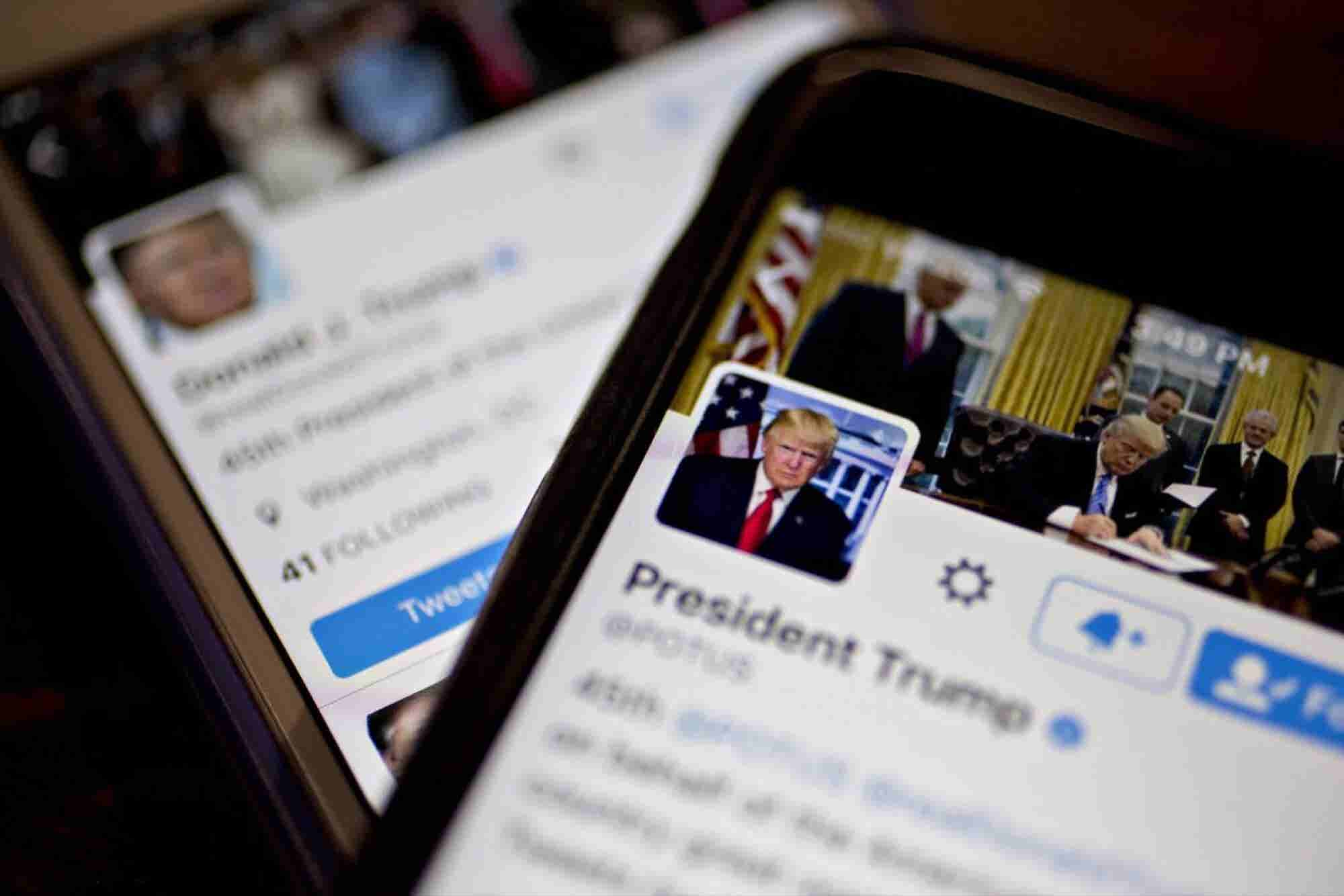The Guy Who Shut Down Trump's Twitter Account Says it Was a Mistake