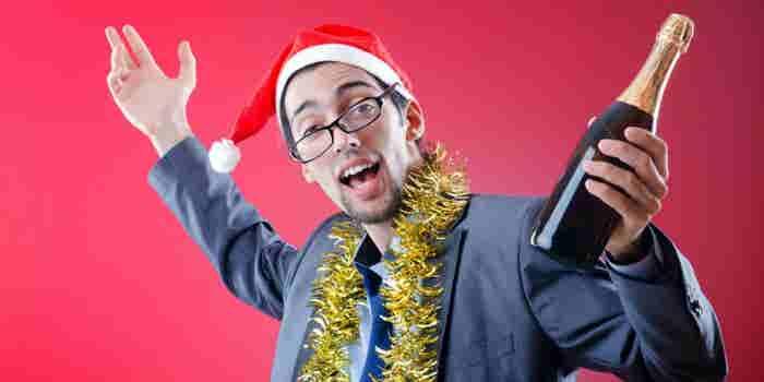 Fiestas de fin de año: cómo no hacer el ridículo