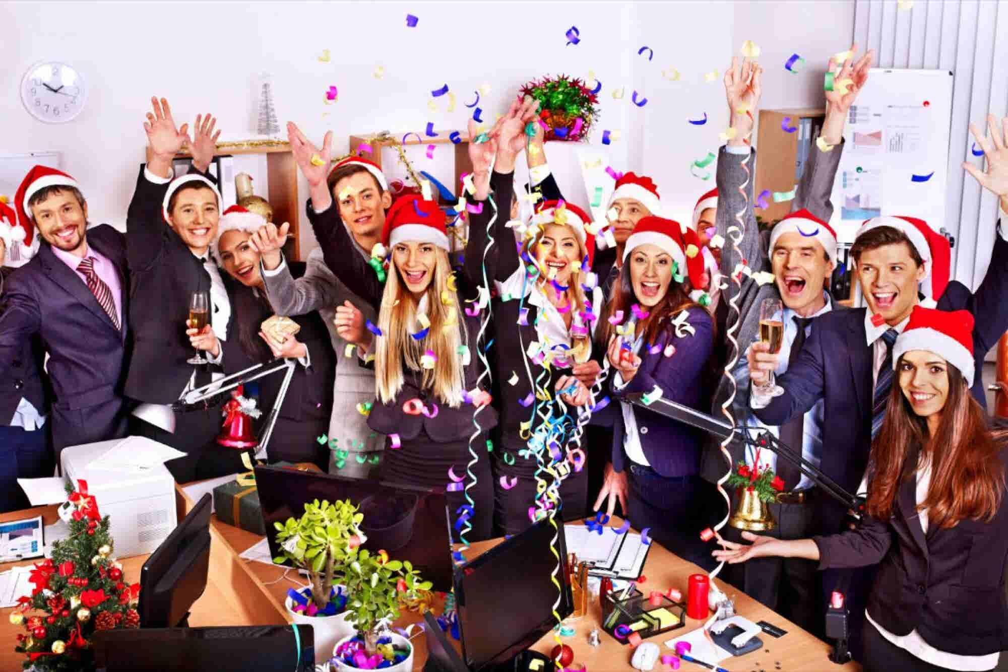 Fiestas de fin de año, ¿termómetro del clima laboral?