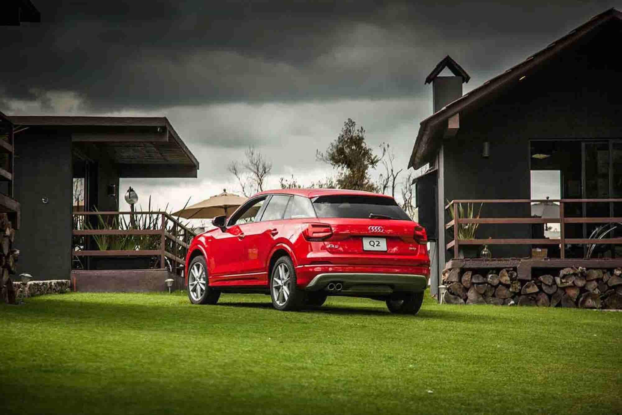 Audi Q2 simplemente #untaggable