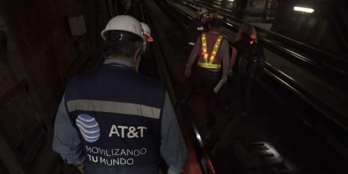 La Línea 7 del Metro de la CDMX ya tiene WiFi