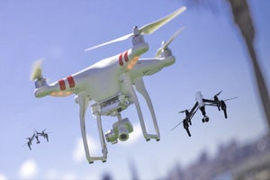 A VC Perspective: Drone Technology Changing The Face Of Robotics Revolution