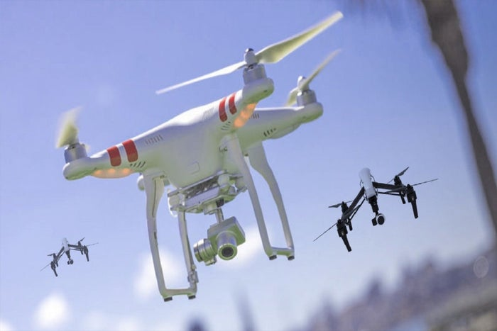 Why Should You Invest In Drone Technology