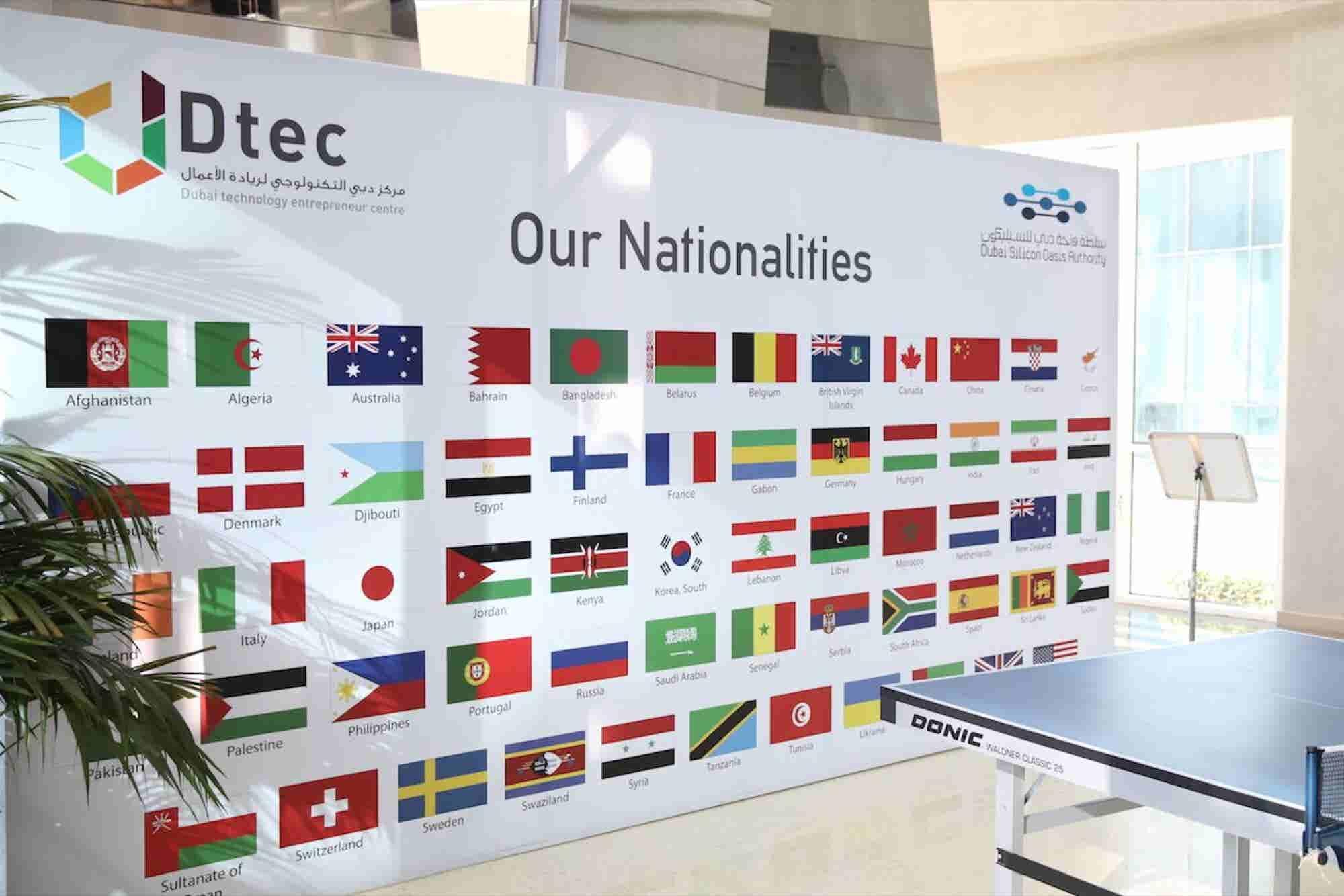 A Roaring Success: Dubai Technology Entrepreneur Centre (DTEC)