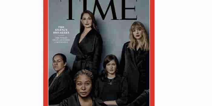 """Mujeres que han denunciado acoso: las """"Personas del Año"""" de TIME"""
