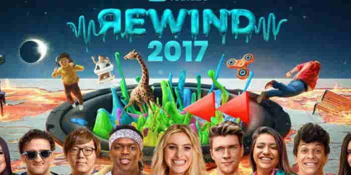 ¡Llega el YouTube Rewind con los mejores youtuberos del 2017!