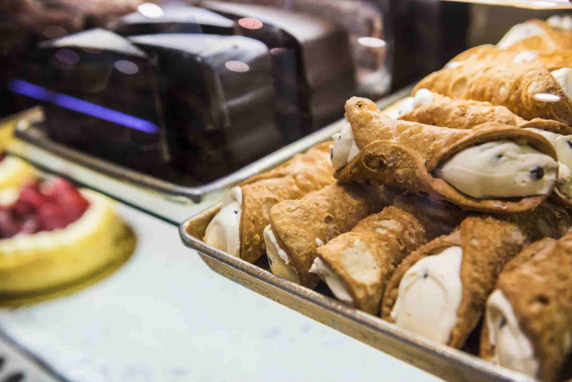 This Pro Wrestler Turned Cannoli Baker Shows How Small Businesses Can Leverage Themselves Against the Competition